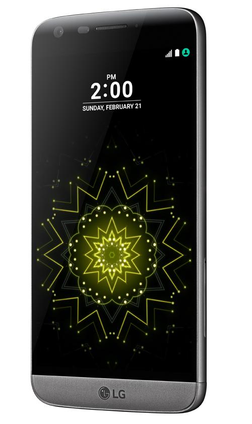 La commercialisation du LG G5 vient de commencer