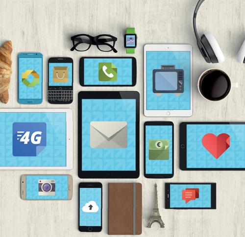 70% des Français possèdent un smartphone