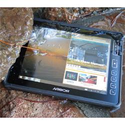 La Gladius 10 sous Android 4.4, une tablette à l'épreuve des chocs
