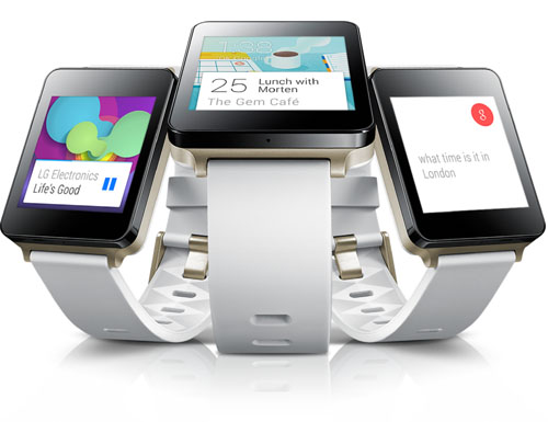 La LG G Watch  débarque enfin en France