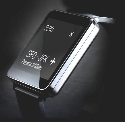 La LG Watch est actuellement en développement avec Google
