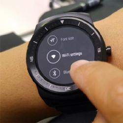 Les trois appareils Android Wear de LG bénéficient de nouvelles fonctionnalités