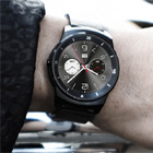 La montre connect�e G Watch R sera d�voil�e lors de l'IFA 2014