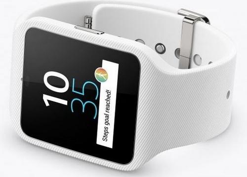 La montre Sony SmartWatch 3 débarque en France