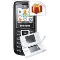 La Nintendo DS Lite et le Samsung E1080 � 1 euro chez Simplicime