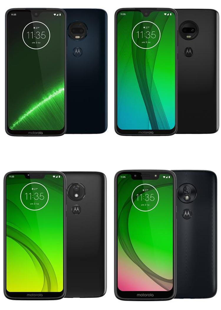 La nouvelle gamme des moto g7 intègre le programme Android Enterprise Recommended
