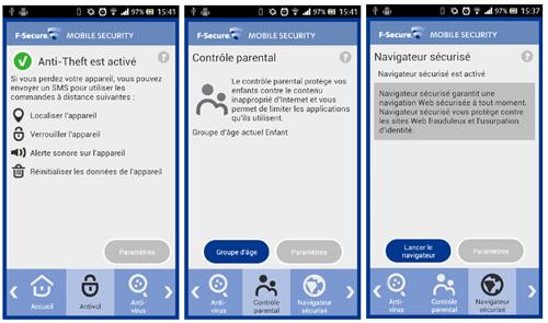La nouvelle solution F-Secure Mobile Security protége désormais tous les appareils sous Android