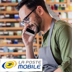 De nouvelles offres et services La Poste Mobile pour les professionnels