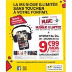 La Poste Mobile  veut séduire les jeunes avec de la musique