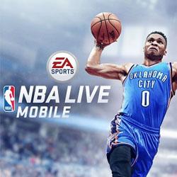 La saison NBA ne s'arr�te pas  avec EA Sports NBA Live Mobile