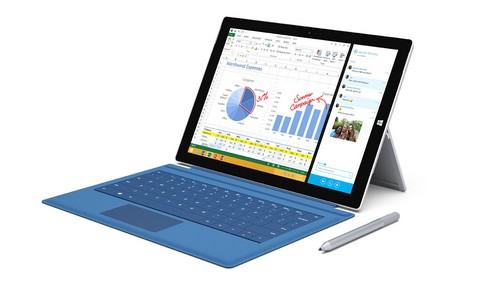 La Surface Pro 3 est enfin disponible en précommande