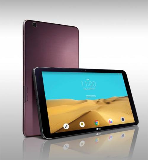 LG lance une deuxième version 10.1 de sa G Pad
