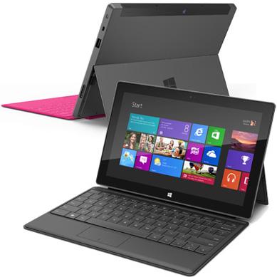 La tablette Microsoft Surface débarque dans les magasins Boulanger et la FNAC
