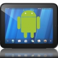 La TouchPad sous Android OS fin pr�te