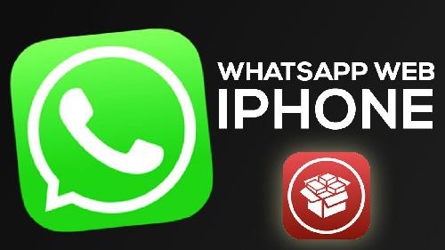 WhatsApp Web est à présent  compatible avec l'iPhone