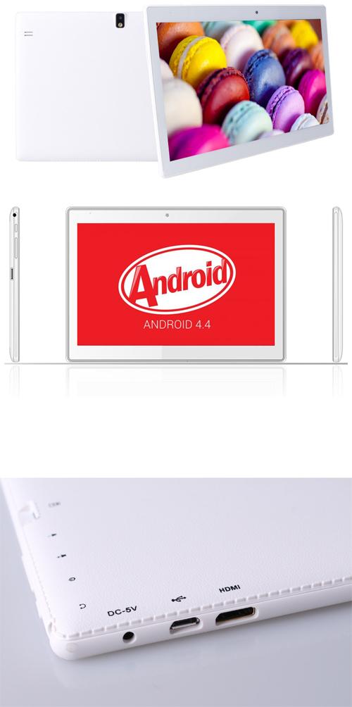 La YziWide 2 : une tablette à moins de 200 €