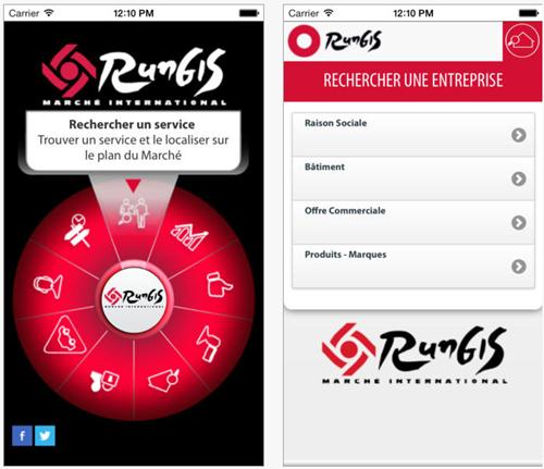 Lancement de la nouvelle application du Marché de Rungis sur Android