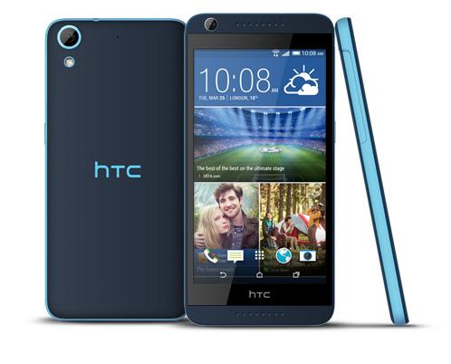 HTC dévoile son nouveau HTC Desire 626