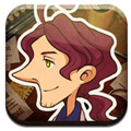 Layton Brothers Mystery Room est disponible sur iPhone