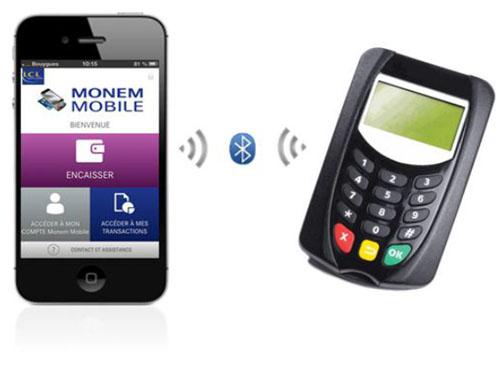 LCL propose une solution d'encaissement via un smartphone