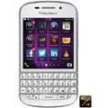 Le BlackBerry Q10 blanc est disponible en exclusivité chez Orange