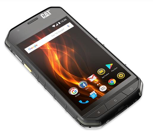 Le Cat S61, un smartphone pour survivre à la nuit du 31 octobre