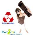 Le Cr�dit Mutuel facilite les paiements par sms via un mobile