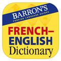 Le dictionnaire français-anglais de Barron's est disponible sur iPhone
