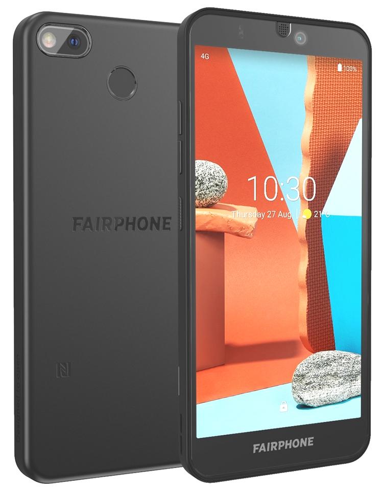 Le Fairphone 3+ est désormais disponible avec le système d'exploitation /e/ OS