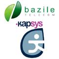 Le français Kapsys s'associe à Bazile Telecom pour la distribution de son smartphone dédié aux seniors