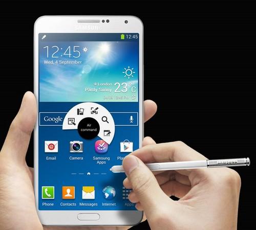 Le Galaxy Note 4 pourrait être présenté le 3 septembre prochain