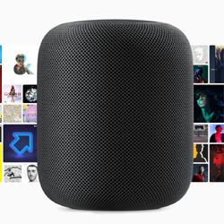 Le HomePod, l'enceinte connectée d'Apple est prévue le 18 juin