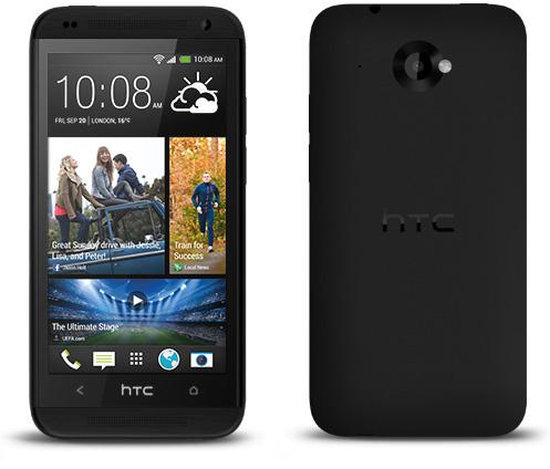 Le HTC Desire 601 sera disponible chez SFR fin septembre