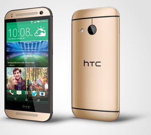 Le HTC One mini 2 arrive en France au mois de juin