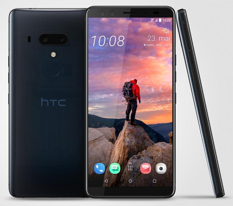 Le HTC U12+ sera disponible à partir du 27 juin