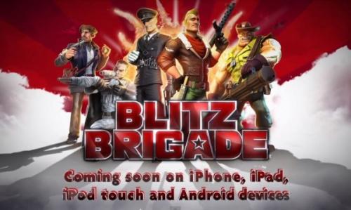 Le jeu Blitz Brigade débarque sur Android OS et iOS
