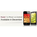 Le lecteur d'eBooks Sony Reader va débarquer sur Android et sur l'iPhone