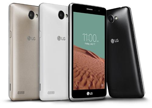 Le LG Bello II va faire son entrée en France en octobre
