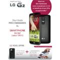 Le LG G2 est disponible en précommande en France