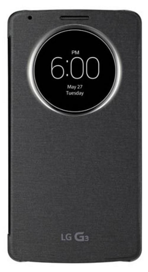 Le LG G3 dévoilé avant l'heure sur le site de LG