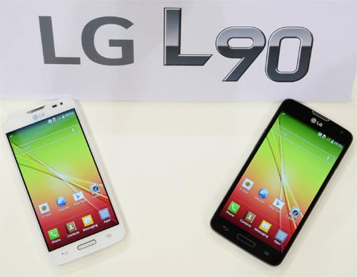 Le LG L90 sera commercialisé en France à partir du mois d'avril
