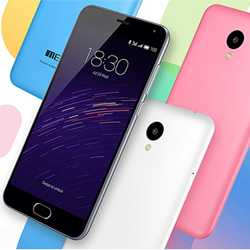 Le Meizu M2 est disponible en France