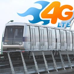 Le métro toulousain est à 100% connecté en très haut débit mobile