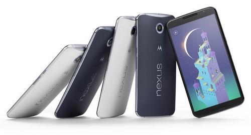 Le Nexus 6 est désormais disponible en France