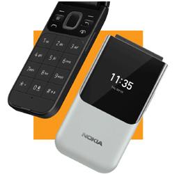 Le Nokia 2720 fait son retour en version 4G