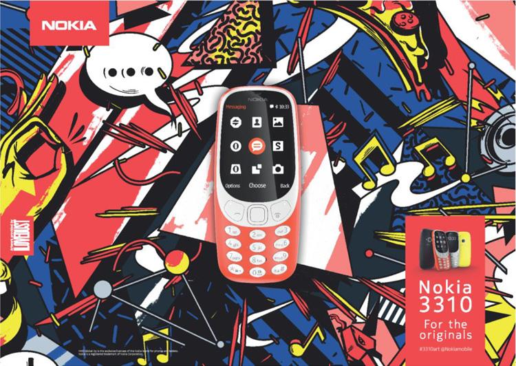 Le Nokia 3310 est de retour en France le 22 mai
