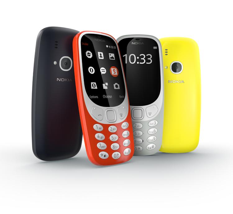 Le Nokia 3310 version 2017 ne fonctionnera pas dans tous les pays