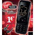 Le Nokia 5200 en pack avec le groupe � Justice � chez Virgin Mobile