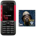 Le Nokia 5310 XpressMusic d�barque en s�rie limit�e avec WILL.I.AM