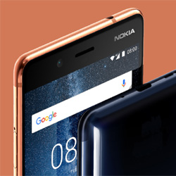 Le Nokia 8 sera équipé de trois grandes innovations